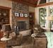 Изысканность и уютная простота: интерьер в стиле рустик